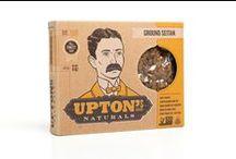 Upton's Naturals | Ground Seitan / Creations using Upton's Naturals Ground Seitan