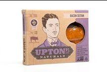 Upton's Naturals | Bacon Seitan / Upton's Naturals Bacon Seitan