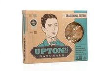 Upton's Naturals | Traditional Seitan / Creations using Upton's Naturals Traditional Seitan