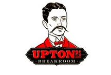 Upton's Breakroom | our in-house factory café / Upton's Breakroom is the 100% vegan cafe attached to the Upton's Naturals HQ in Chicago. We serve made-to-order comfort food for eat in, carry out, delivery + catering.