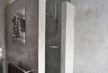 ♡ Bathroom  / Badkamer | Bathroom | Douche | Toilet | Shower | Bath | Laundryroom | Tub | Douchecabine