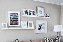 ♡ Photo decoration  / Foto | Photo | Decoration | DIY | Muur | Wall