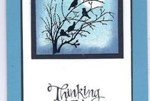 Masculine Cards Made Easy / Let Stampin' Up! help you make your masculine cards in a snap. / by Linda Bauwin