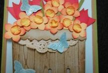 Get More Punch Out of Your Punches / So many Stampin' Up! Punches so little time. / by Linda Bauwin - CARD-iologist