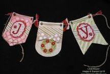 Banners / Home Decor Banners / by Linda Bauwin - CARD-iologist