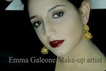 Photoshoots / Make-up Designer & Artist: Emma Galeone