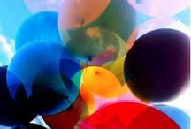 Colors, colors, colors! / These all lovely colors I love and adore. ♥