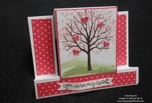 Stampin' Up! Only / Projects made using only Stampin' Up! Supplies that you can purchase on my blog www.stampingwithlinda.com / by Linda Bauwin - CARD-iologist