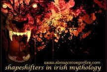 Irish Mythology / Some background on the Irish myths and legends which have found their way into my heart and mind, and then into my books... www.aliisaacstoryteller.com