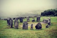 Ireland's Ancient Places / Ireland's misty landscape abounds with mystical ancient places, all of them with a story to tell.  www.aliisaacstoryteller.com