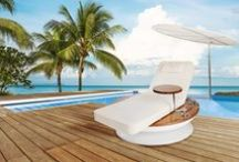 Sun Lounger / Luxury sun lounger from Remmus price € 35.000.