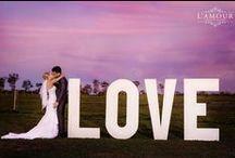 Weddings / various weddings we have had the pleasure to have here