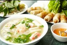 Hale Vietnam Restaurant/Oahu / ヘルシーなベトナム料理をたっぷり食べられるレストラン 「ハレ・ベトナム・レストラン」の写真です。