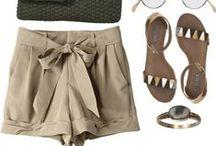 wear: shorts