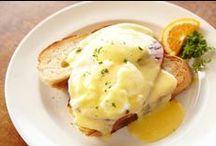 Longhi's Ala Moana / アラモアナ・ショッピングセンター2Fにある、ロケーションと朝食メニューが人気のレストラン。 お買い物の前の朝食にぜひ。