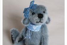 Bears by Barnetby Bears / Hand made bears