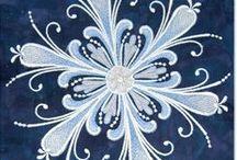 Rosemaling / Norwegian 'Rose painting' - decorative Folk Art