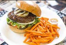 Mahaloha Burger / ホノルルのロイヤル・ハワイアン・センターで人気のグルメバーガー専門店が、カイルアにも出店! ハワイ産にこだわったバーガーをぜひ。