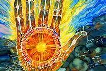Healing / Reiki and spiritual healing. www.aliisaacstoryteller.com