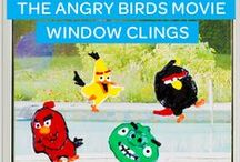 Angry Birds Pinspiration / by Ziploc brand
