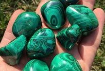 "Malachite Magic / Malachite is considered ""The Stone of Transformation."" and embodies the energies of natural healing, and spiritual growth. — Malachite Meaning and Uses"