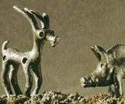 Ancient World / Intriguing artifacts from ancient civilizations.