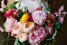 hochzeiten l blumen / Hier findet Ihr eine tolle Inspriationsquelle für Eure Blumendeko!