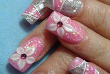 Nails, Nails, Nails...... / by Corrina