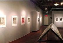 Exciting Art Galleries & Artists
