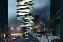 Architecture Concepts / by Jose Luis Gabriel Cruz