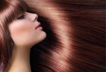 Pins and curls / Hair