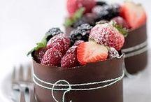 Tour du monde des desserts / Nos coups de coeur en version sucrée ! pour le plaisir des yeux et des papilles...