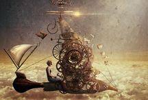 The Nook and Cranny / Kickstarting my writing brain
