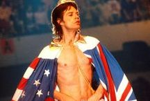 Mick Jagger / Just the best.. Mick! / by Pablo Badano
