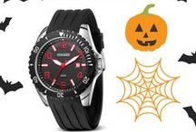 Halloween / Castañada, día de todos los santos, de los difuntos, Halloween, ¿truco o trato? Se cual sea la fiesta de otoño, la celebramos en #RelojesDuward