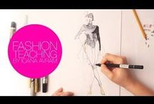 Fashion Sketches 1 / by carmen yepiz
