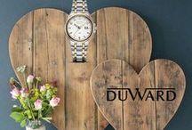 San Valentín / Relojes Duward celebra el día de los enamorados #SanValentín