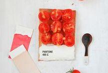 Cuisiner en couleur : rouge