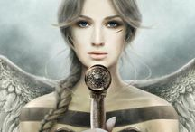 Pretty fantasy / Fantasy art