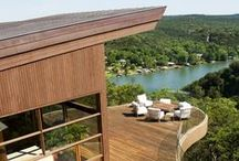 Austin Architecture / Sharing some of the most amazing architecture that is present in Austin and the surrounding area!