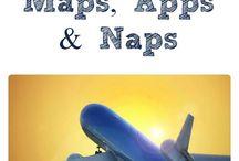 De karavaan / Tips en bestemmingen voor onze lange familiereis