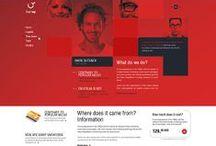 Red Focused Design