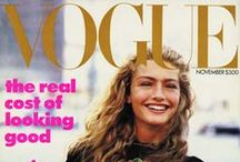 Best VOGUE covers in history