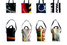 malefatte borse e accessori / Borse e accessori in PVC riciclato - hand made malefatte