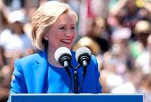 2015 Year in Review / Don't miss Hillary's highlights from a big year (and she's just getting started). Join her on the road to 2016!