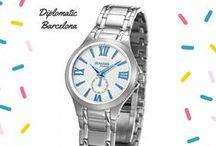 :: Diplomatic Barcelona :: / Diplomatic es la colección de relojes Duward que te acompañaran en todos esos momentos tan especiales vistiendo tu muñeca con un toque de distinción. https://www.duward.com/catalogo/diplomatic