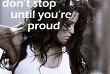 make it happen / Workout