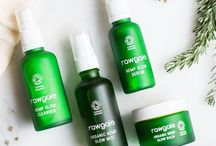 Vegan Skincare: Rawgaia / Rawgaia handmakes superfood skincare with pure, organic, raw vegan and cold-pressed ingredients to bring you clean products and happy skin - Rawgaiabyjessica.com
