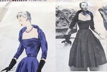 Sewing Patterns / sewing patterns for stuff I'd like to make