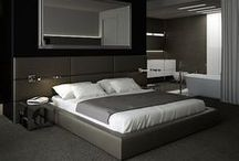 Bed | lounge / by - 210